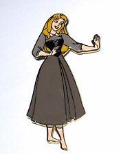 RARE Disney Pin✿Sleeping Beauty Briar Rose Forest Bare Feet Original Dress HTF