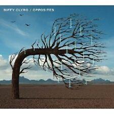 BIFFY CLYRO - OPPOSITES  2 CD + DVD  ALTERNATIVE ROCK  NEU