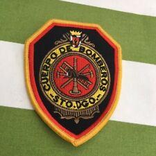 Dominik. Republik Feuerwehr orig.Fire Brigade Stoffabzeichen Ärmelabzeichen