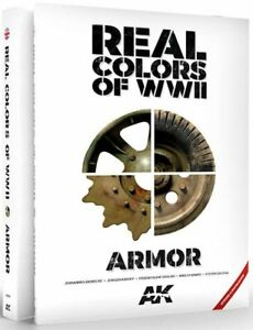Real Colors of WWII: Armor