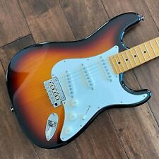Suhr Classic S Electric Guitar 3-Tone Sunburst Maple Neck  JS0R0N