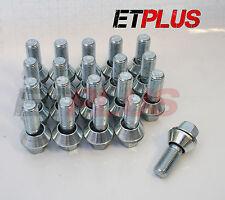 20x M12x1.5 Variation Wobble bolts fit 5x110-5x112, 4x98-4x100, 5x112-5x114