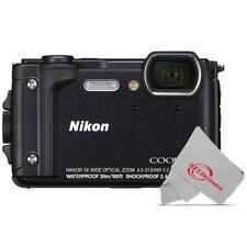 Nikon COOLPIX W300 16MP Waterproof Digital Camera Black