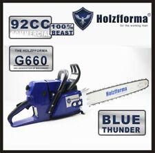 "Farmertec Holzfforma Chainsaw 92CC WT 25"" Guide Bar Saw Chain G660 MS660 066"