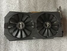 ASUS STRIX RX470 4GB GRAPHIC CARD DUAL FANS NICE COND