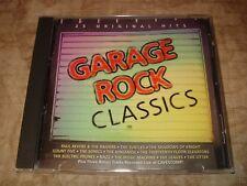 Garage Rock Classics by Various Artists CD 2004, Varèse Sarabande (USA) LIKE NEW