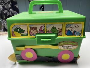 Vintage 1981 Sweet Pickles PreSchool Learning Program Bus Weekly Reader