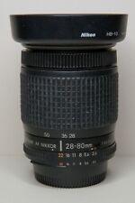 Nikon 28-80D 3.5-5.6
