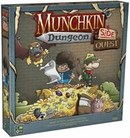 Munchkin Dungeon Lato Quest Expansion Pack