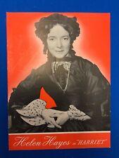 1943 Harriet Helen Hayes Broadway