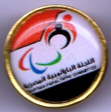 RIO 2016. PARALYMPIC GAMES NOC PIN. EGYPT. UNDATED