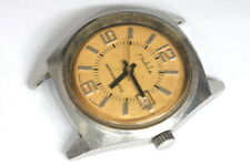Tissot watch case with Ruhla movement inside - Sold for parts only