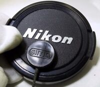 Nikon 52mm Front Lens Cap with keeper string for 28mm f2.8 24mm Ai Ai-s Nikkor
