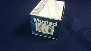 100 Mustad 3261-br Size #2 Aberdeen Bronze Hook 2 Boxes of 50 Per Box