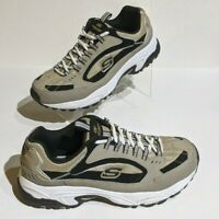 Skechers Stamina Athletic Walking Sneakers Men's Size 10 Extra Wide 51286EW