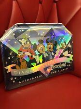 Disneyland 60th Anniversary Celebration Autograph & Photograph Booklet (B7)