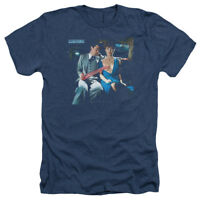 Scorpions Rock Band LOVEDRIVE Licensed Adult Heather T-Shirt All Sizes