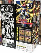 Bandai Super Mini-Pla Chodenji Robo Combattler V 4 Pack BOX Model Kit