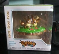 Funko: An Afternoon with Eevee & Friends:Eevee Poke Center Exclusive IN HAND
