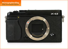 Fuji X-E2 Black Digital Camera Body + Free UK Postage
