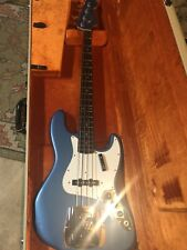 FENDER AMERICAN VINTAGE 1964 Jazz Bass LAKE PLACID All case candy