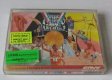 jeux amtrad cpc 6128 disk ( the games summer édition ) complet dans sa boite