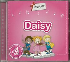 PERSONALISED SONGS AND STORIES FOR KIDS CD - DAISY
