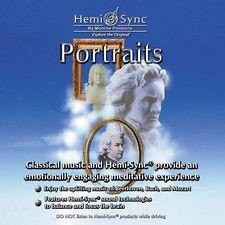 Portraits de célèbre Hemi Sync, CD bien etre, relaxation émotionnelle