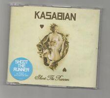 kasabian -shoot the runner    cd single