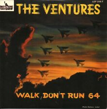 ★☆★ CD SINGLE The VENTURES	Walk Don't Run 64 - EP - 4-TRACK CARD SLEEVE   ★☆★