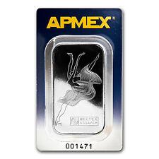 1 oz Palladium Bar - APMEX (In Assay) - SKU #73030