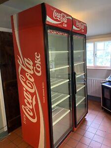 Coca Cola Fridges