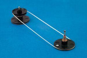 1 Belt for cassette player Aiwa HS-PX537, HS-P09, HS-TA483, HS-J600 courroie