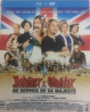 Astérix et Obélix au Service de sa Majesté Blu-Ray
