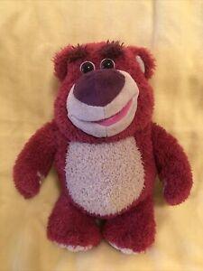 Toy Story Lotso Bear Talking Lots-o- Huggin Bear Disney Pixar 15''