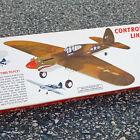 Profile Warbird Plans: Goldberg P-40 Flying Tiger .19 to .35