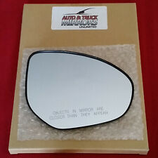 NEW Mirror Glass WITH BACKING HEATED for MAZDA2 MAZDA3 Passenger Right Side