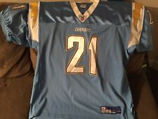 Reebok NFL Authentic LaDanian Tomlinson San Diego Chargers Jersey
