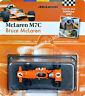 MCLAREN M7C BRUCE MCLAREN #4 1:43 Scale F1 Racing Car Metal Model Formula One