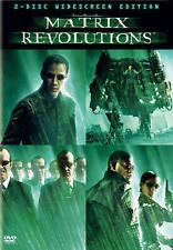 The Matrix Revolutions (DVD, 2014, 2-Disc Set, FULL SCREEN)M