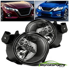 Universal Fit 2004-2018 NISSAN SENTRA /ALTIMA / Rogue  OE Style Fog lights