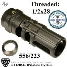 Strike Industries V2J COMP Muzzle brake compensator 1/2x28 223/5.56/22   GEN 2