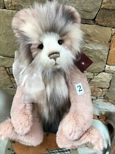 Danuta 2 Charlie Bears Large 51cm Plush Collectable Panda Teddy Bear