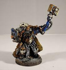 Space Wolves Rune Priest Metal OOP Warhammer 40k