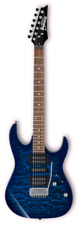 Ibanez GIO RX Series 6 String Electric Guitar - Blue