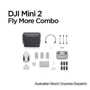 Brand New Official DJI Mavic Mini 2 Fly More Combo Australian Stock and Warranty
