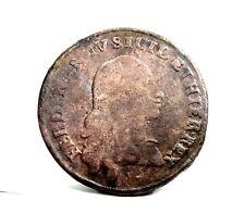 NAPOLI (Ferdinando IV di Borbone) 3 Tornesi 1790