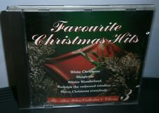 THE ALAN PETERS ORCHESTRA & CHORUS - FAVOURITE CHRISTMAS HITS - CD ALBUM DCD 154