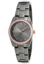 Lucien Piccard LaBelle Crystal Ladies Watch 40023-GM-108-RB