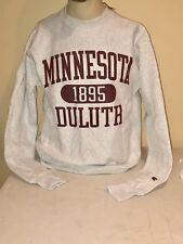 New With Tags 1895 Duluth Minnesota Crew Sweatshirt by Champion Adult Small